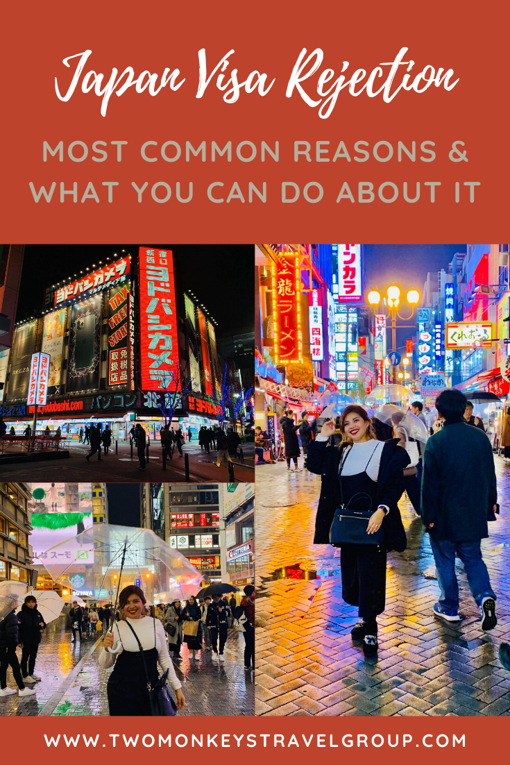 10 Most Common Reasons For Japan Visa Rejection and What You Can Do About It