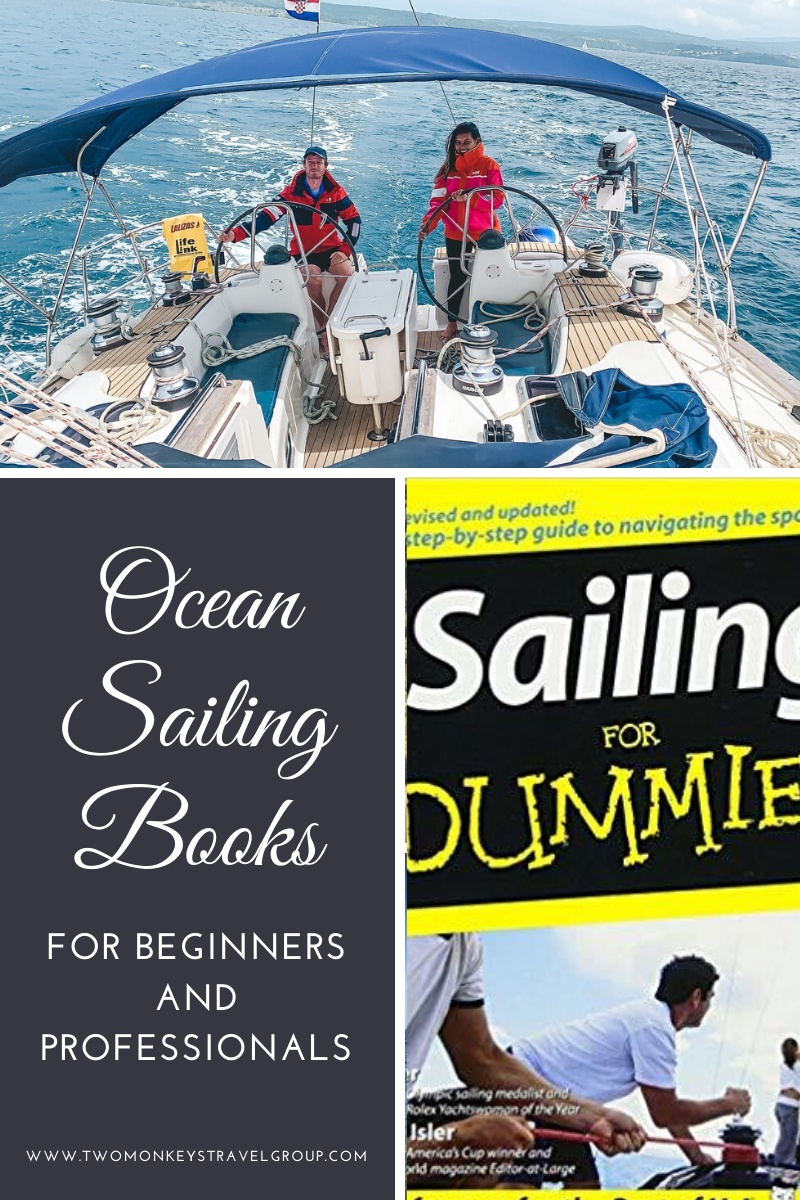 8 Ocean Sailing Books for Beginners and Professionals