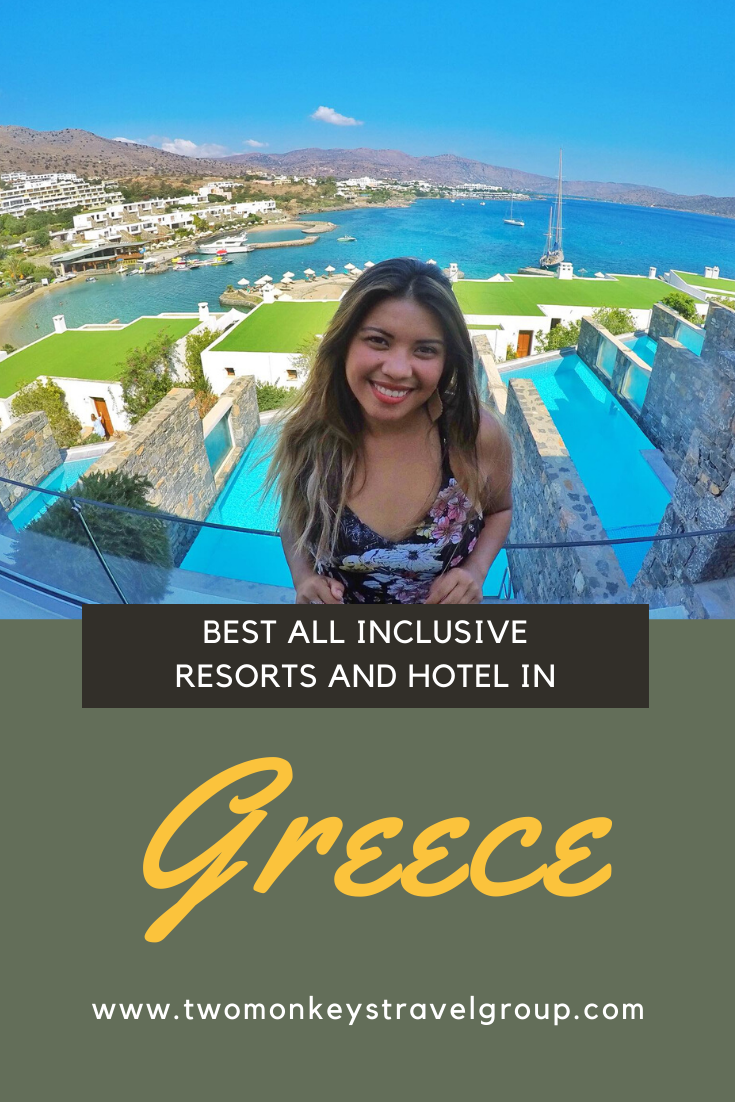 Best All Inclusive Resorts and Hotel in Greece