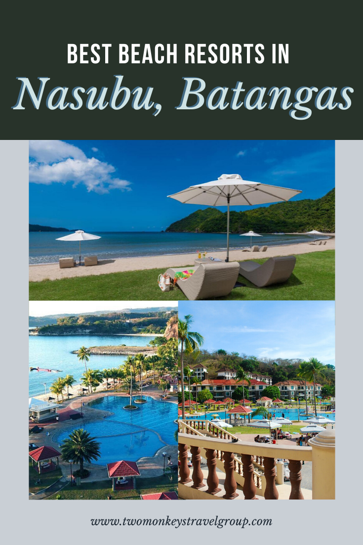 Best Beach Resorts in Nasugbu, Batangas Top 10 Nasugbu, Batangas Beach Resorts