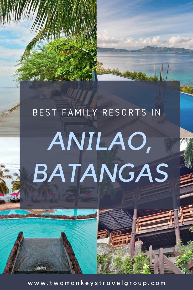 Best Family Resorts in Anilao, Batangas- Top 10 Anilao, Batangas Family Resorts