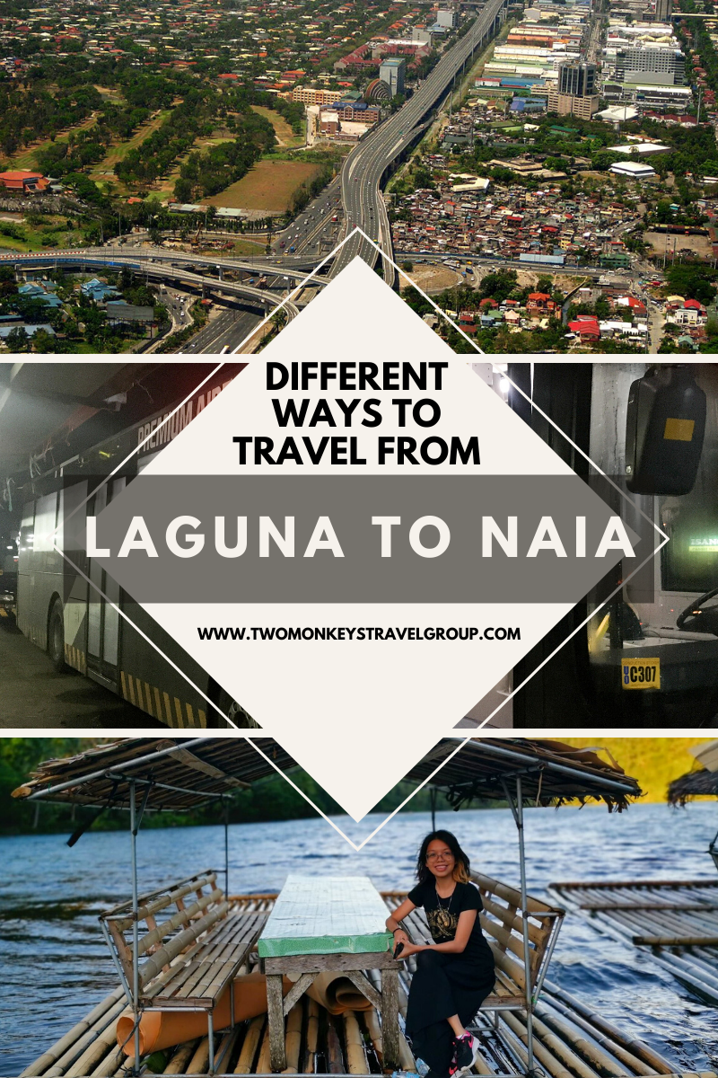 Different Ways to Travel from Laguna to NAIA [Laguna to the Airport]