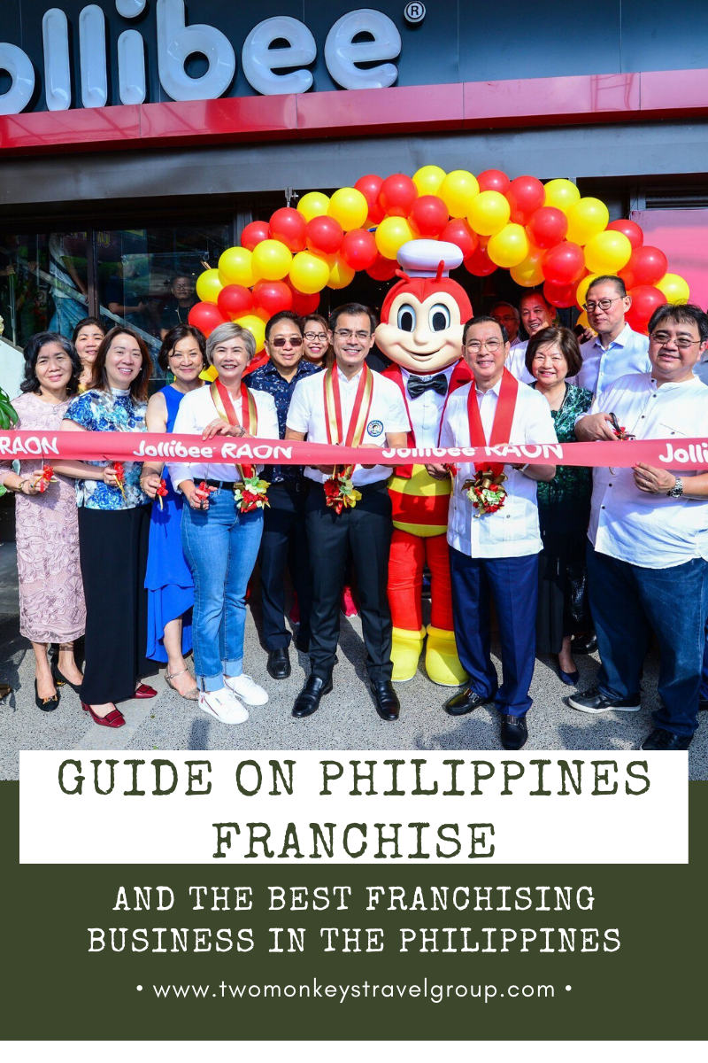 Guide on Philippines Franchise and the Best Franchising Business in the Philippines (with their cost)