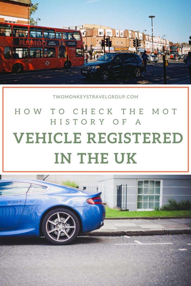 How To Check the MOT History of a Vehicle Registered in the UK