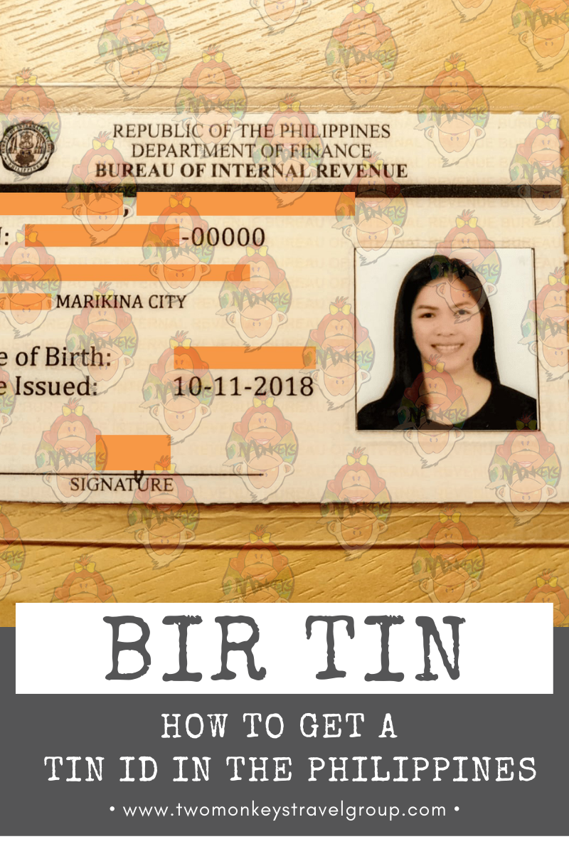 How to get a BIR TIN and TIN ID in the Philippines
