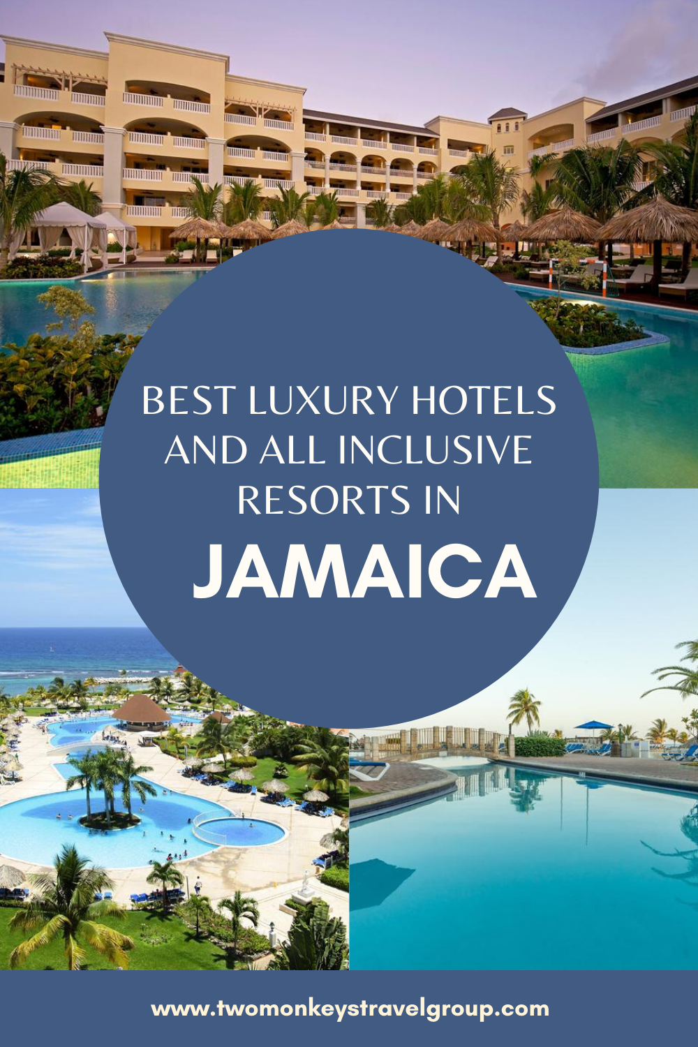 List of Best Luxury Hotels and All Inclusive Resorts in Jamaica