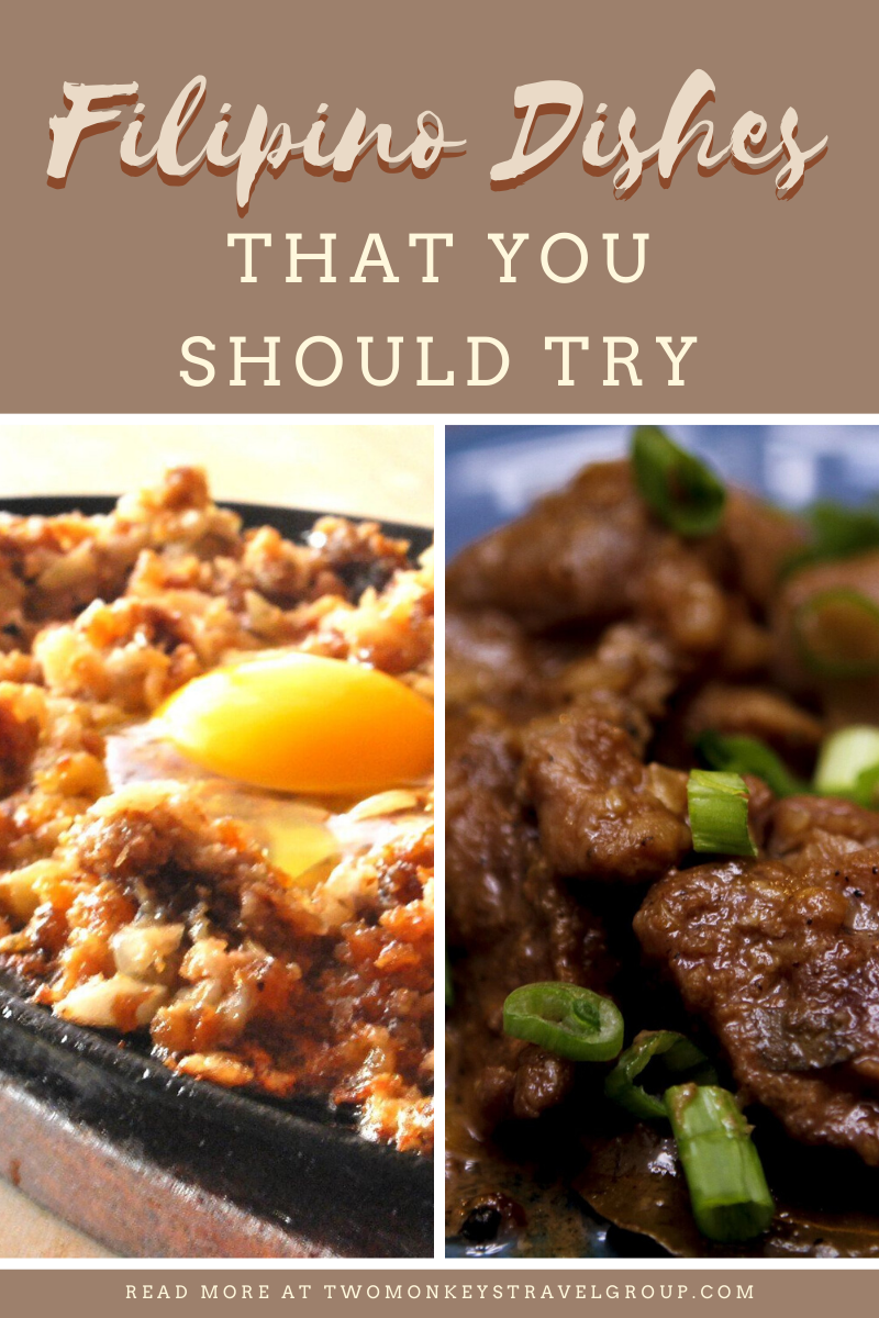Pinoy Food 10 Types of Filipino Dishes that You Should Try