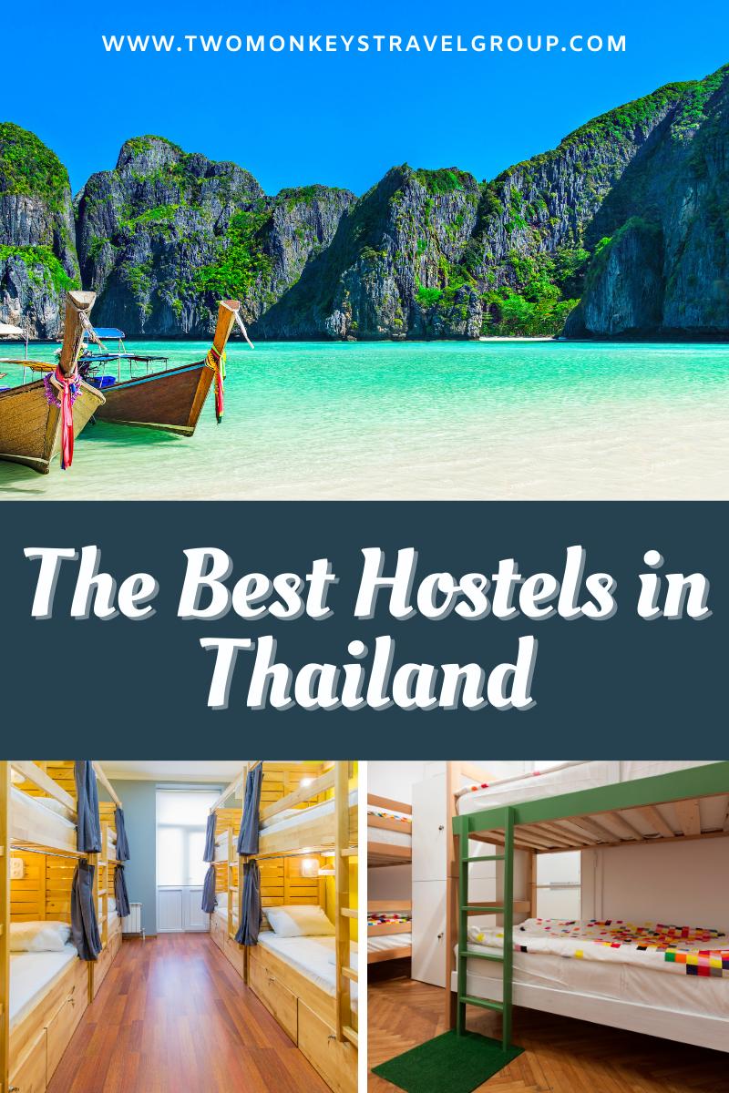 The Best Hostels in Thailand1