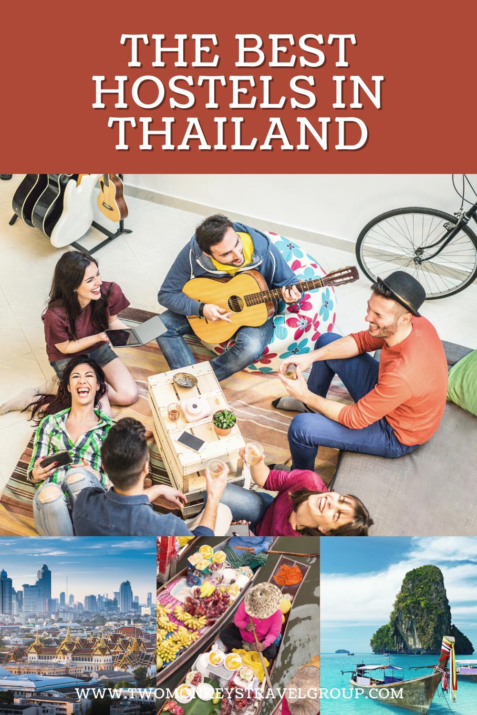 The Best Hostels in Thailand2