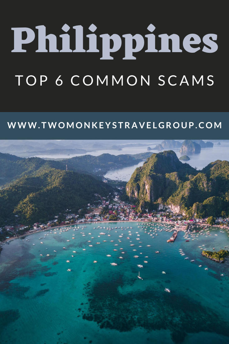 Travel Danger in the Philippines Top 6 Common Scams in the Philippines
