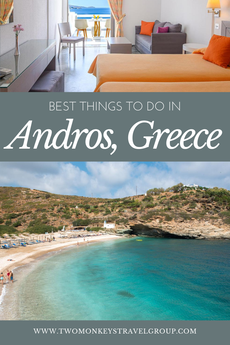 10 Best Things to do in Andros, Greece [with Suggested Tours]