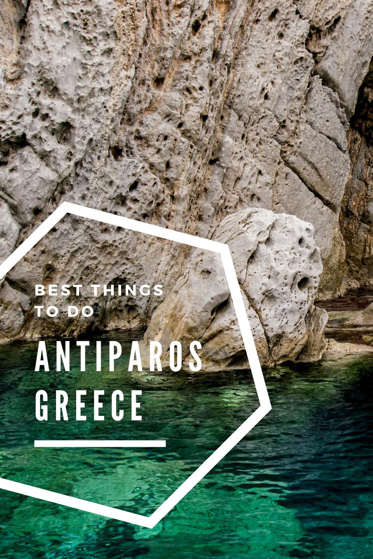 10 Best Things to do in Antiparos, Greece
