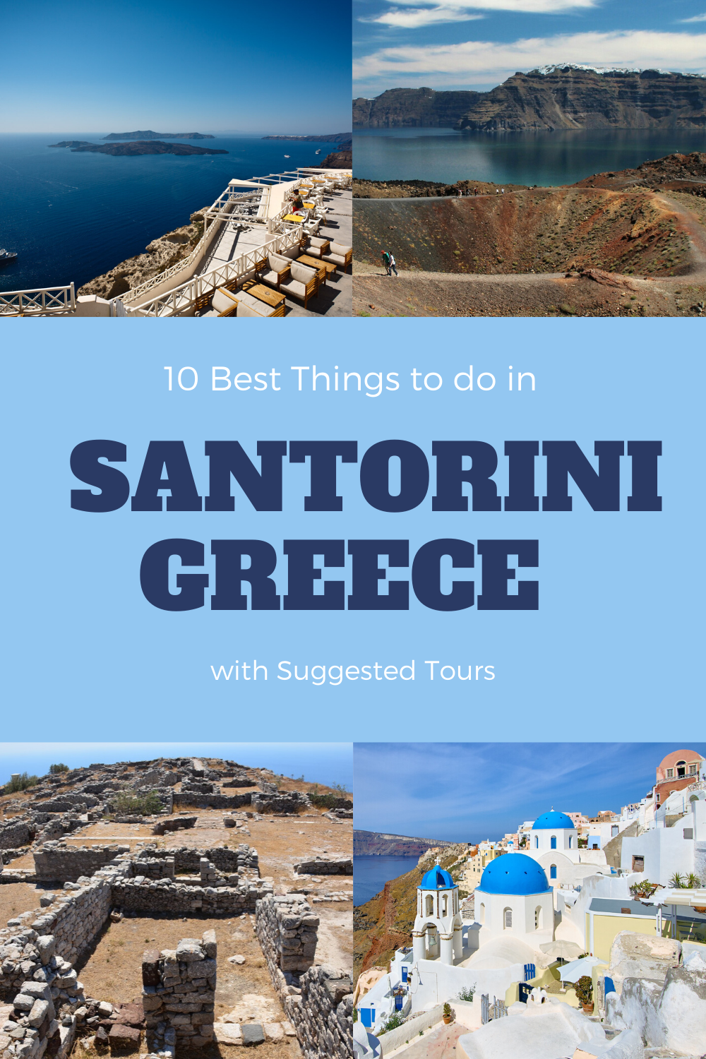 10 Best Things to do in Santorini, Greece