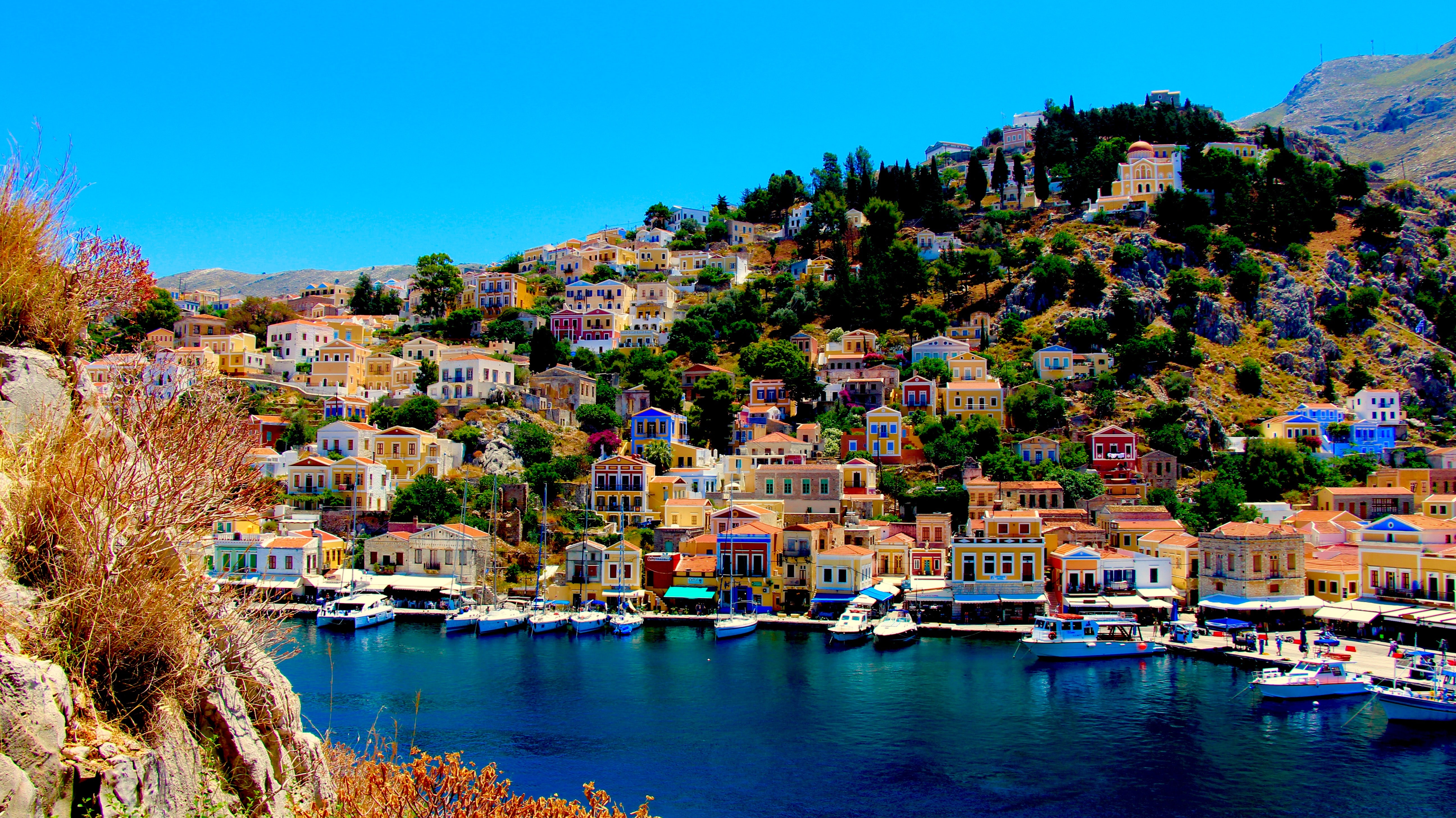 10 Best Things to do in Symi, Greece