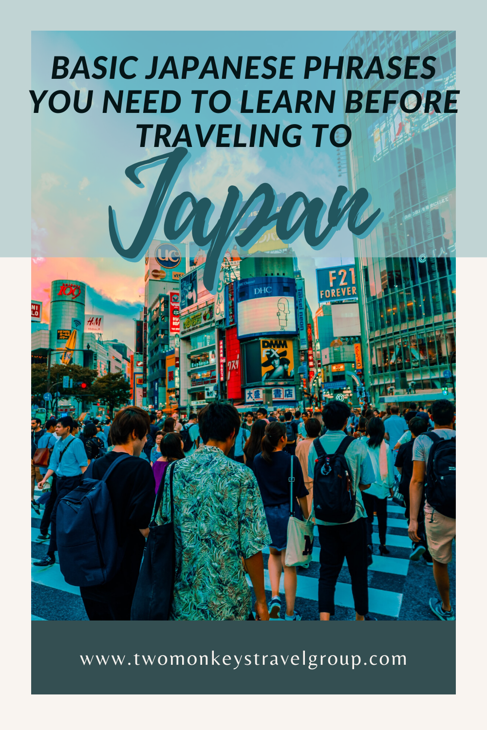 Basic Japanese Phrases You Need To Learn before Traveling to Japan