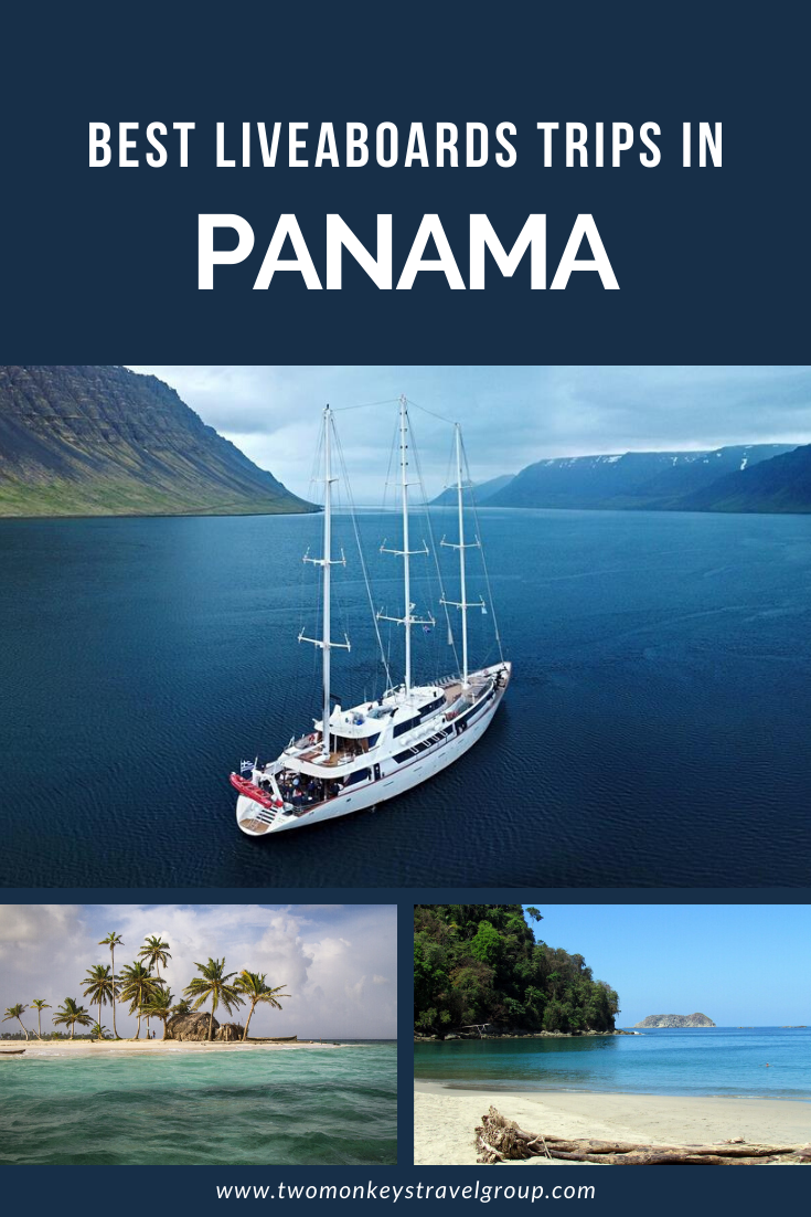 Best Liveaboards in Panama Dive and Sailing Trips in Pamana