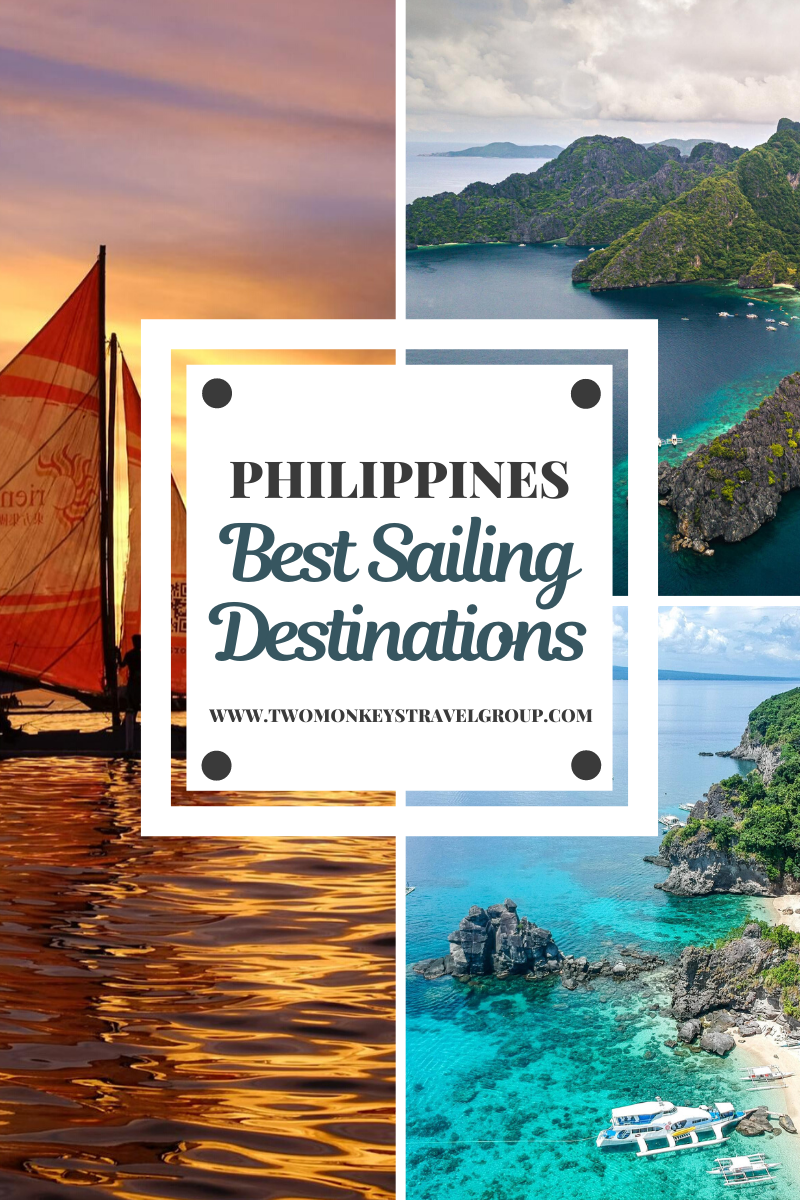 Best Sailing Destinations in the Philippines [Cruising Guide to the Philippines]
