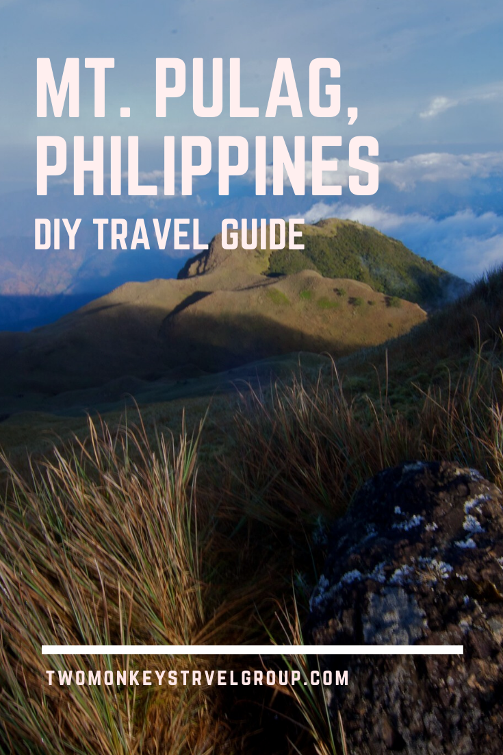 DIY Travel Guide to Mt. Pulag, Philippines Ambangeg Trail for Beginners