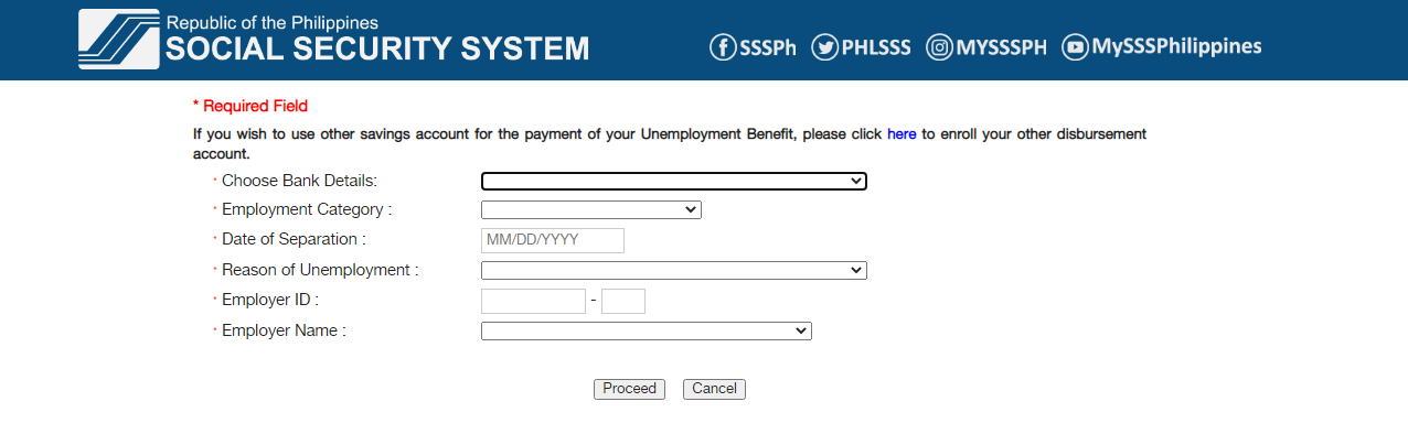 Guide on How to Apply for an SSS Unemployment Benefit