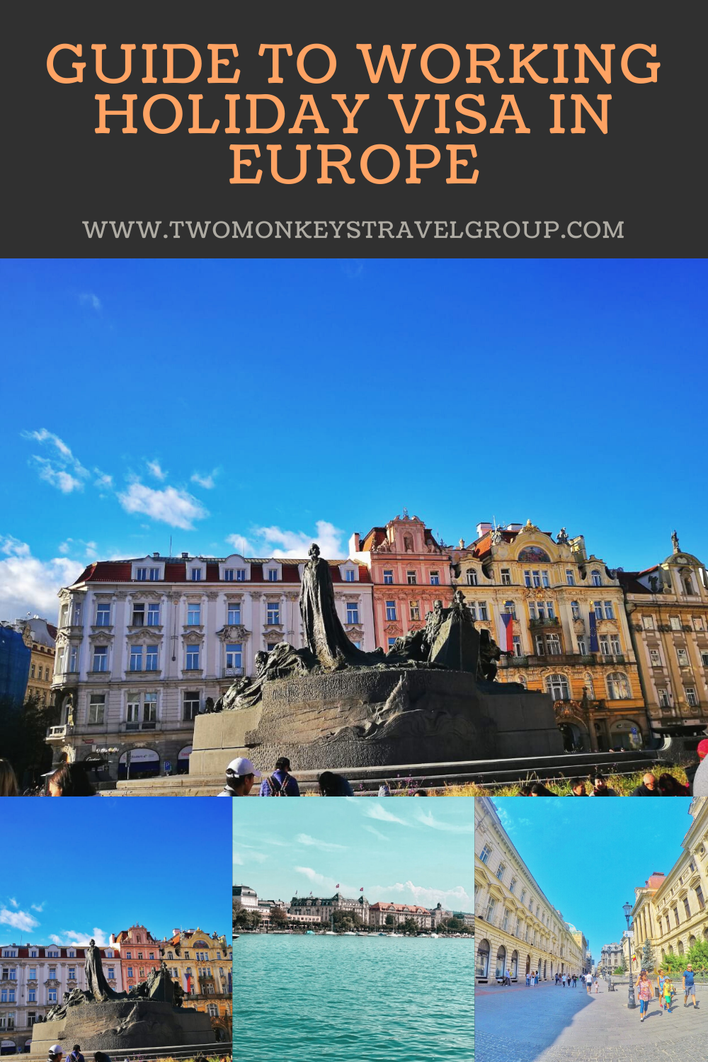 Guide to Working Holiday Visa in Europe How To Stay in Europe for 1 to 2 years!