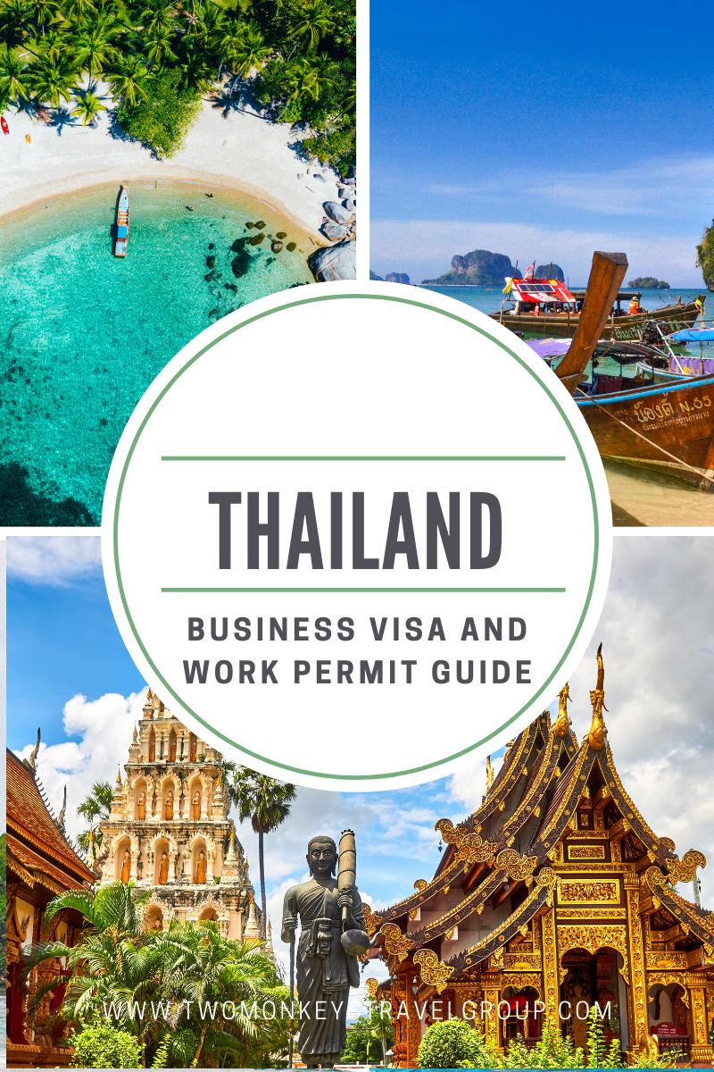 How To Apply For A Thailand Visa For Philippine Passport Holders [Business Visa and Work Permit]