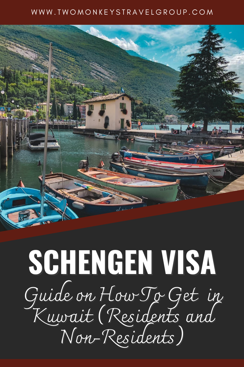 How To Get A Schengen Visa in Kuwait (Residents and Non Residents)