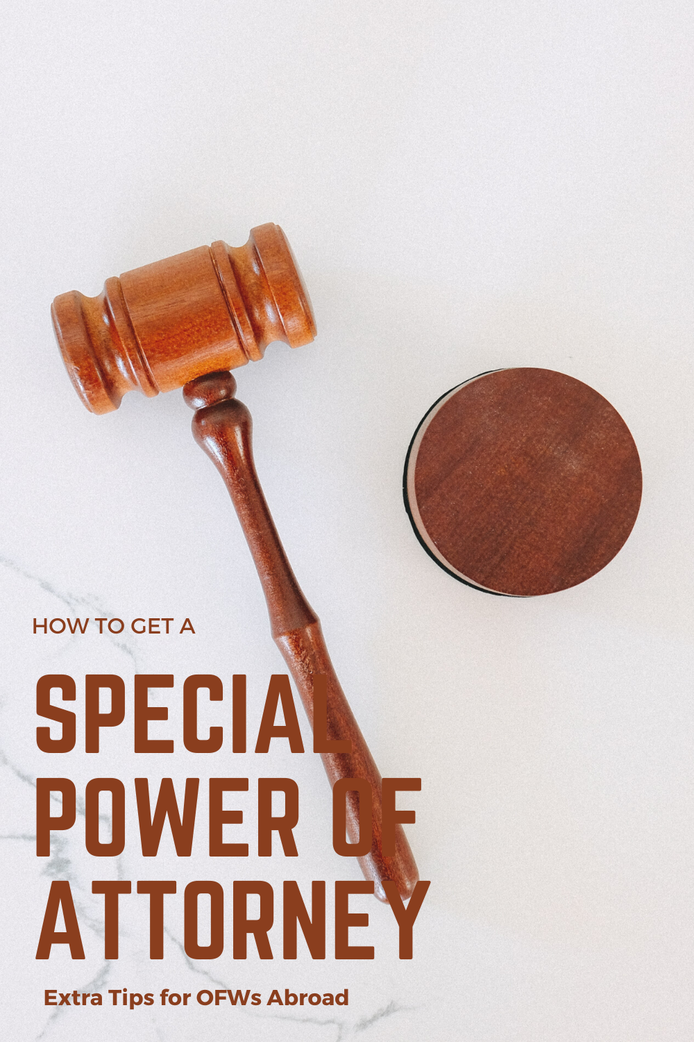 How To Get a Special Power of Attorney in the Philippines and Extra Tips for OFWs Abroad