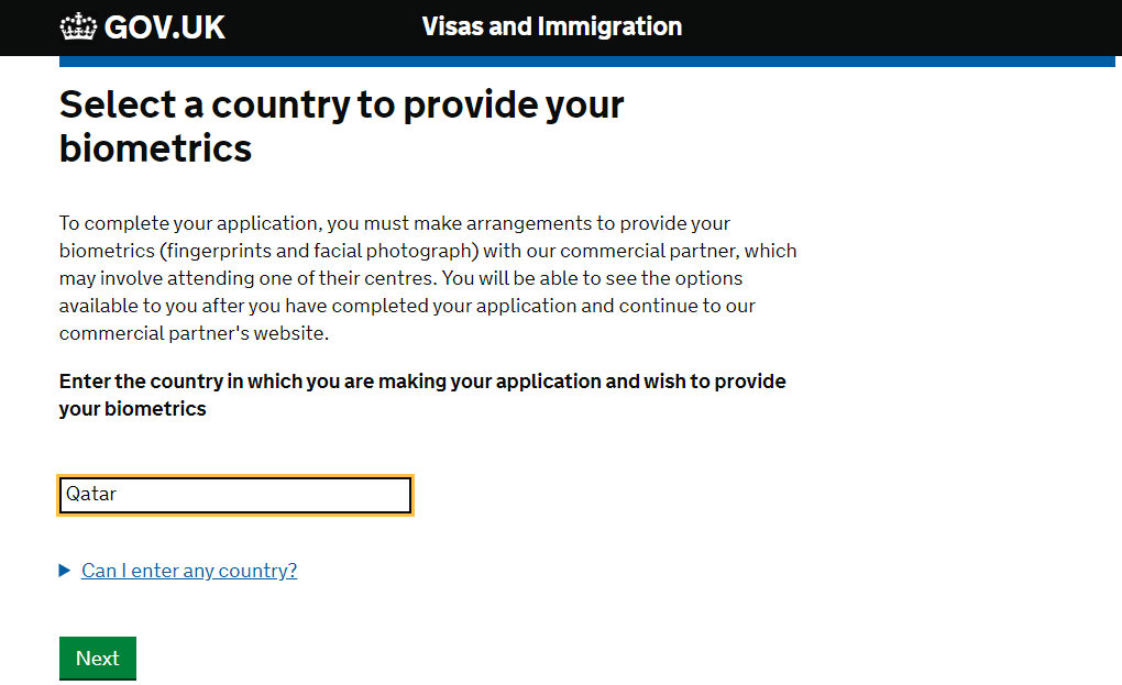 How to Apply for a UK Tourist Visa in Qatar
