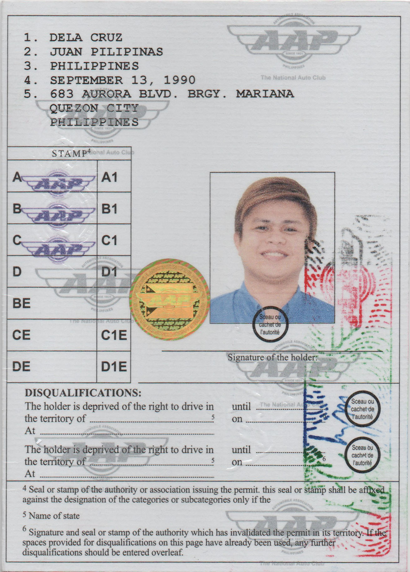 How to Get International Driver's License To Rent a Car and Drive in Europe 01