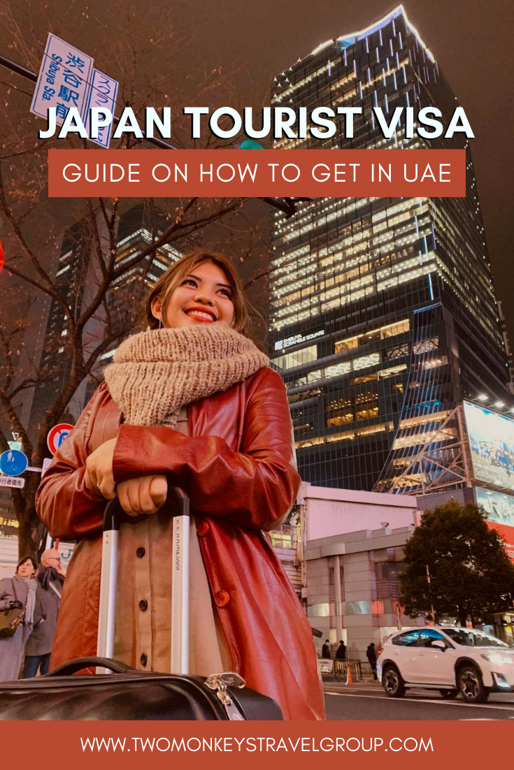 How to Get a Japan Tourist Visa in UAE (United Arab Emirates)