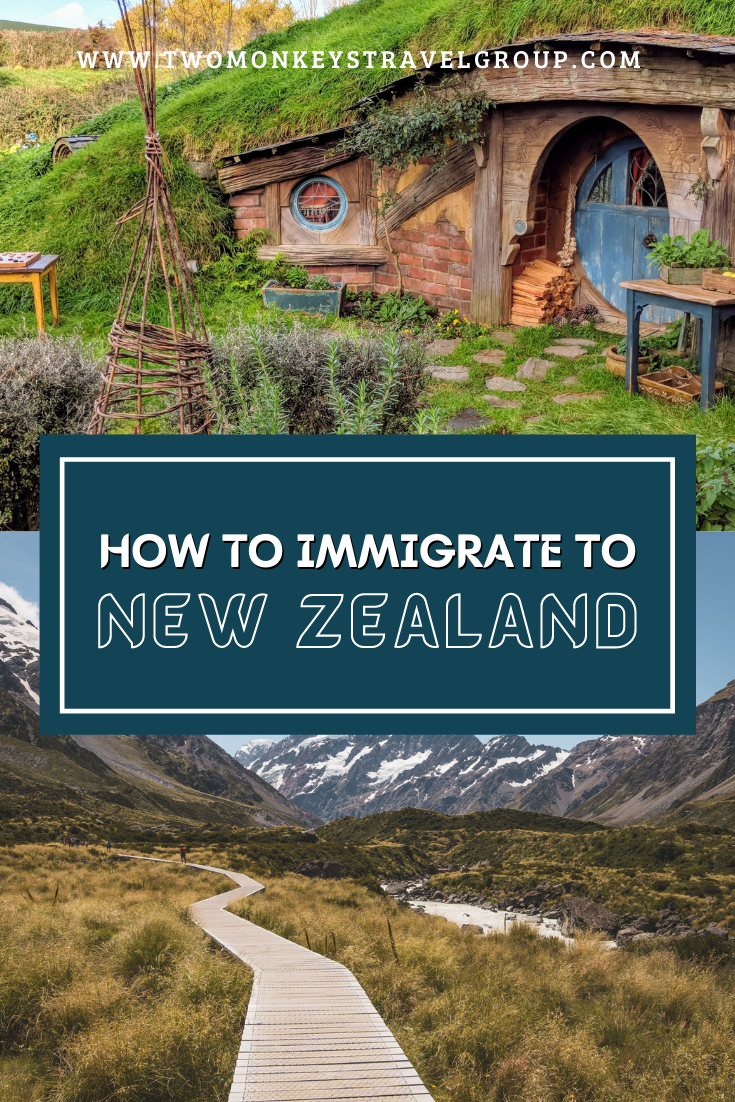 How to Immigrate to New Zealand for Filipinos Apply for a Permanent Residence