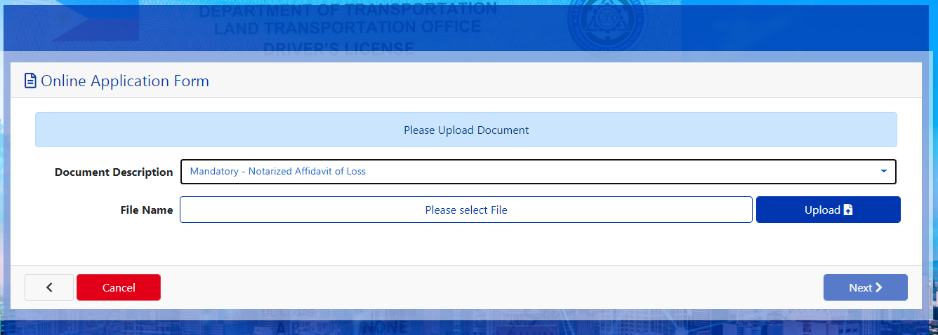 How to Replace a Lost Philippines Driver's License (With Online Option)