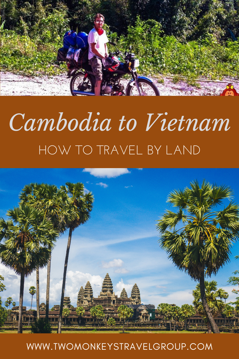 How to Travel by Land from Cambodia to Vietnam (A Backpacker's Guide)