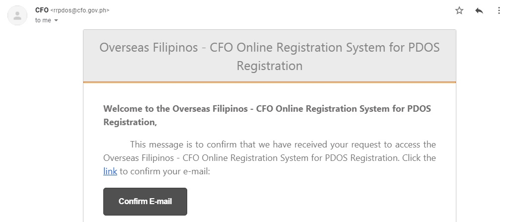 How to get a Certificate from CFO Online 02