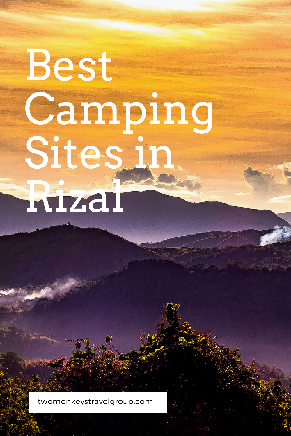The 5 Best Camping Sites in Rizal