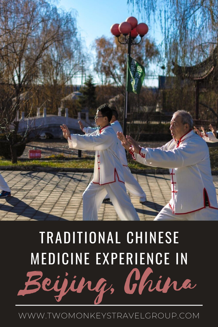 Traditional Chinese Medicine Experience in Beijing, China