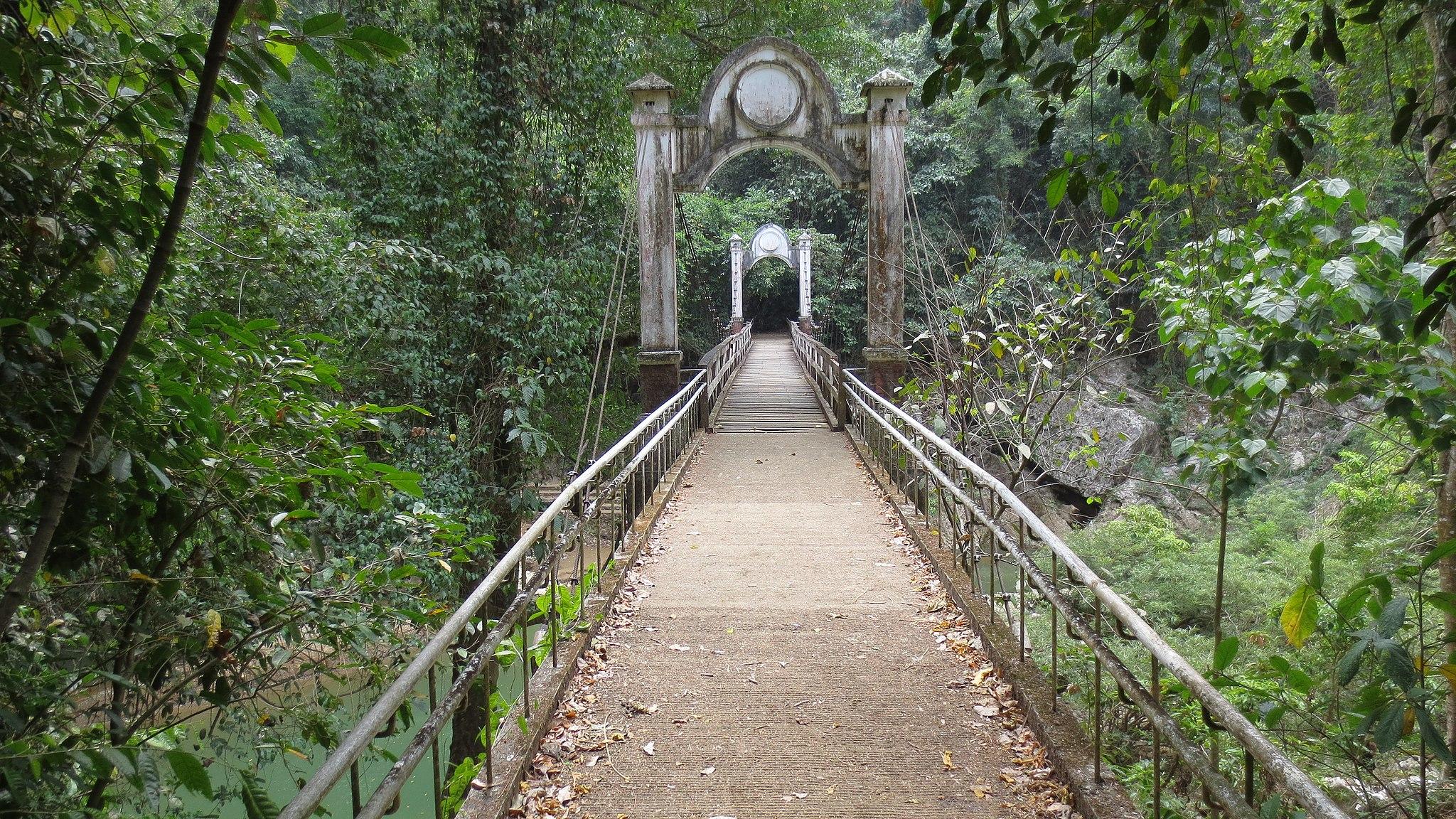 Travel Guide to Biak Na Bato National Park, Philippines Mt. Manalmon