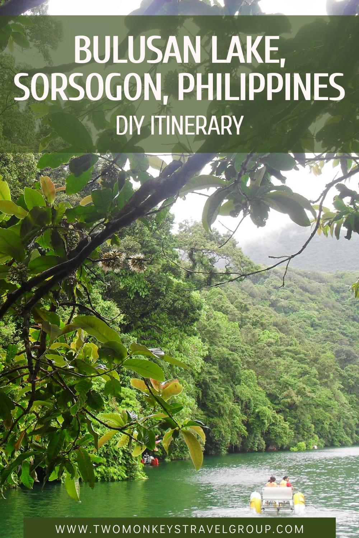 Travel Guide to Bulusan Lake, Sorsogon, Philippines (DIY Itinerary)