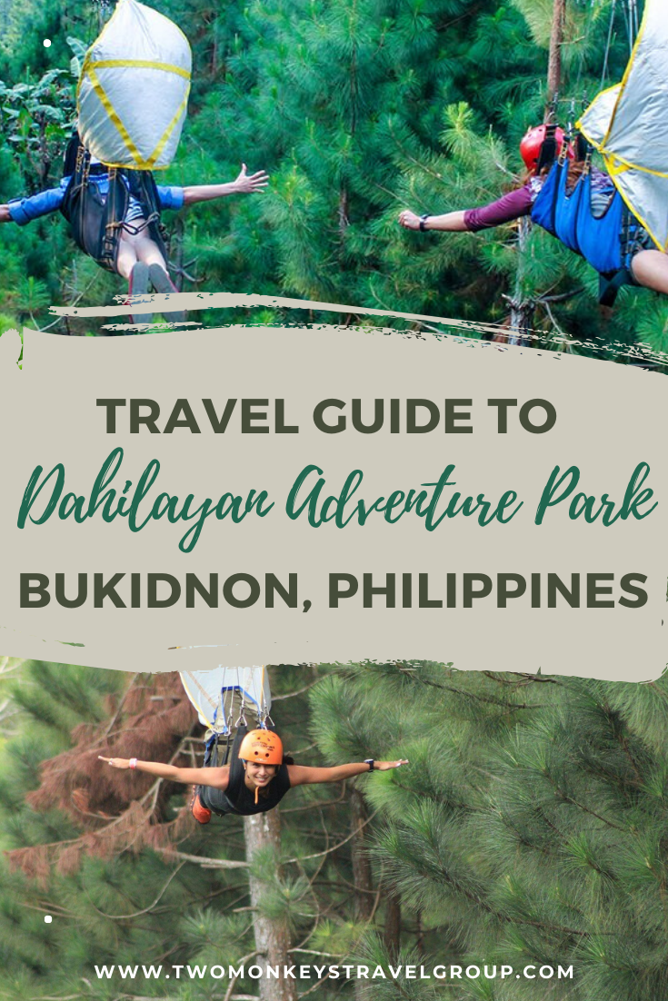 Travel Guide to Dahilayan Adventure Park, Bukidnon, Philippines