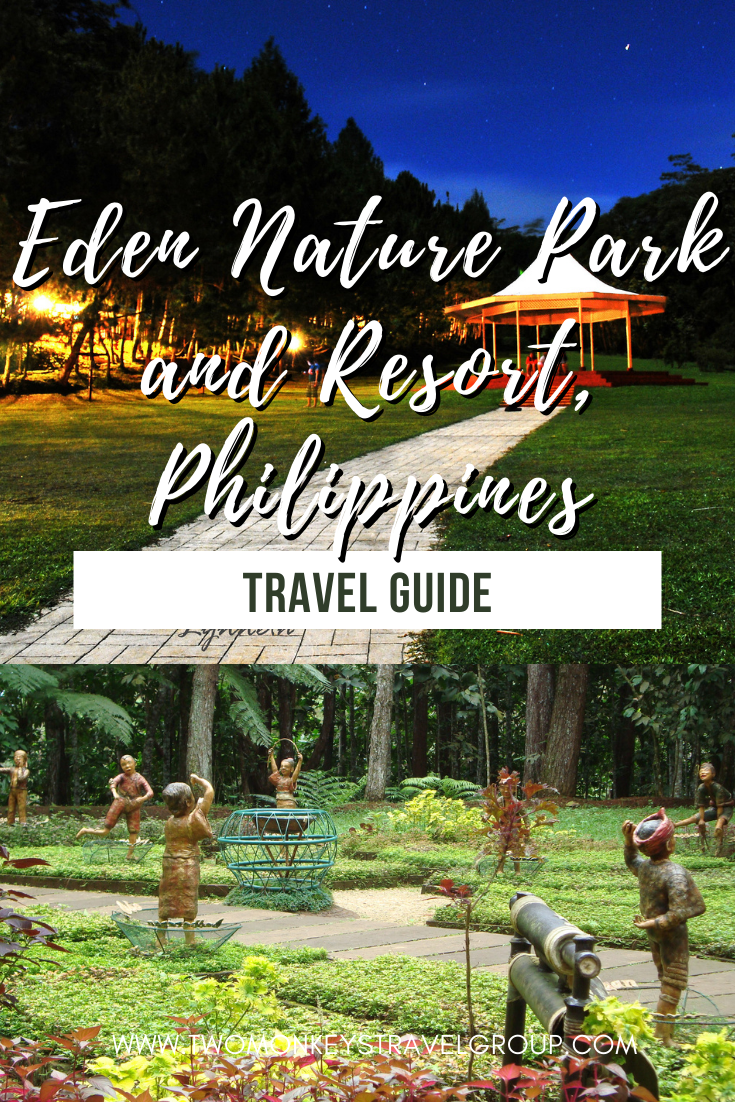 Travel Guide to Eden Nature Park and Resort, Davao City, Philippines