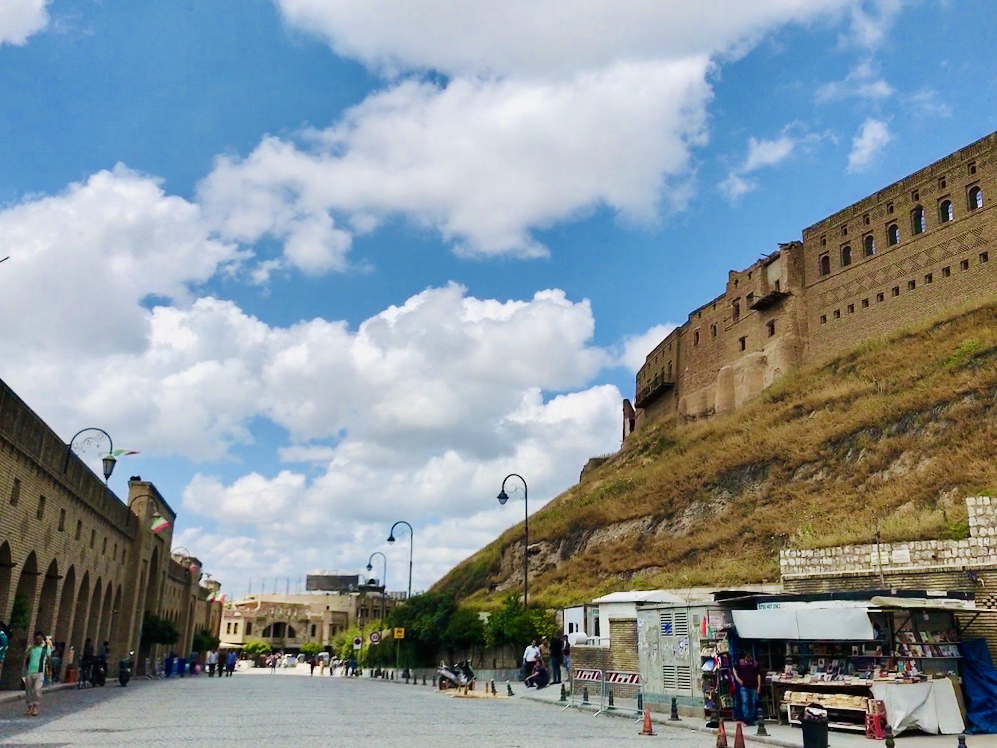 Travel Guide to Erbil, Iraqi Kurdistan [with Sample Itinerary]