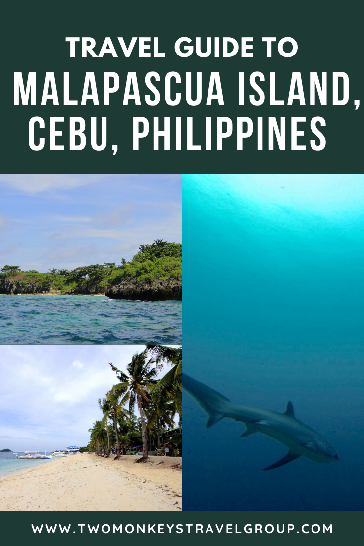 Travel Guide to Malapascua Island, Cebu, Philippines with a DIY Itinerary