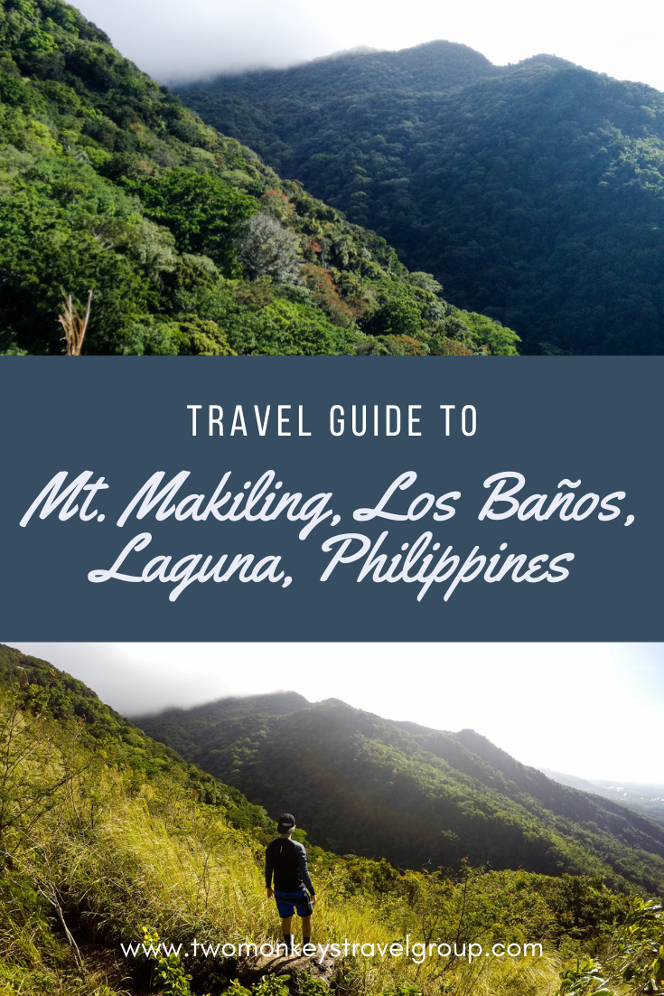 Travel Guide to Mt. Makiling, Los Baños, Laguna, Philippines (DIY Guide)