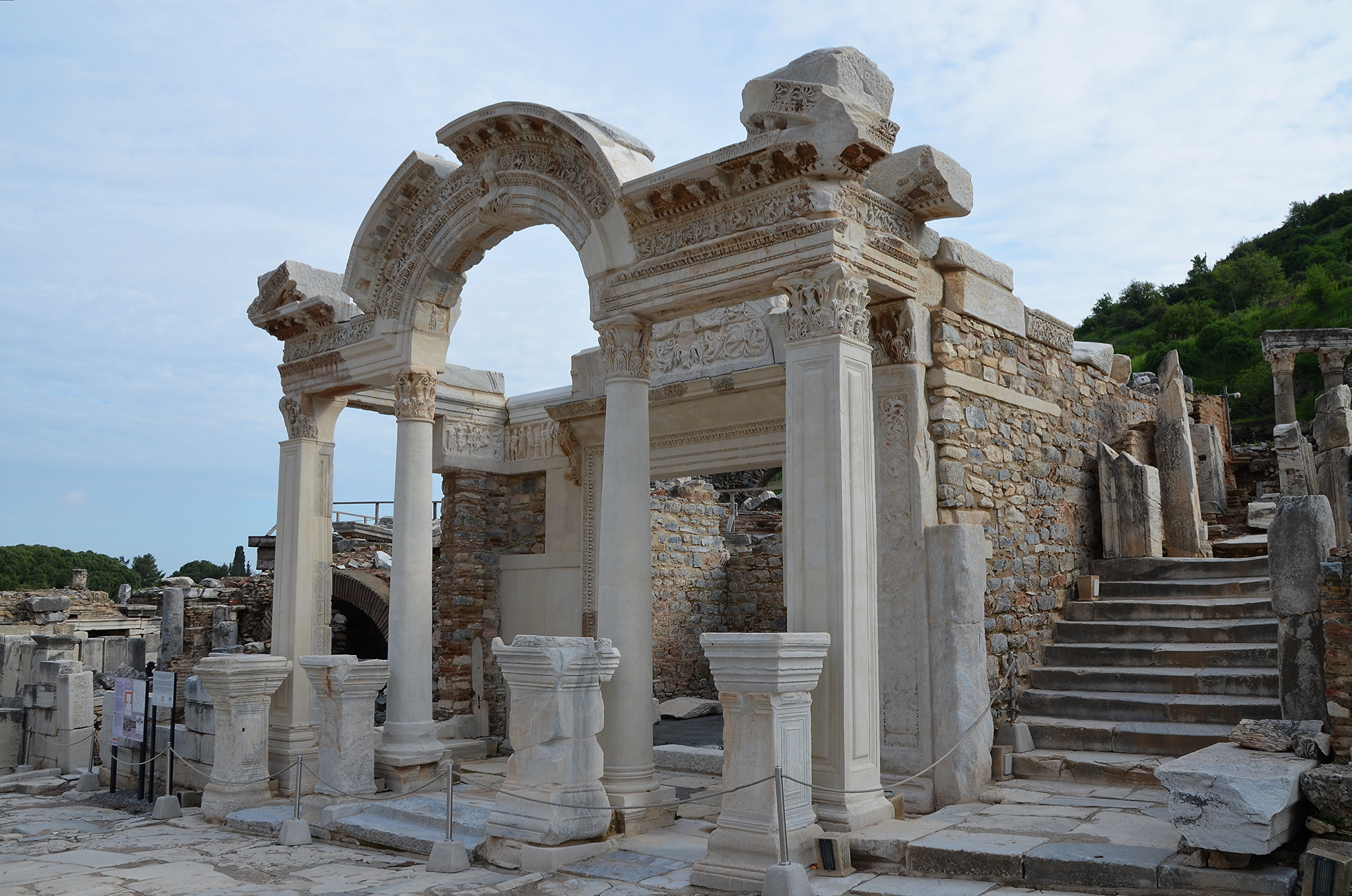 Travel Guide to the Ancient City of Ephesus, Turkey