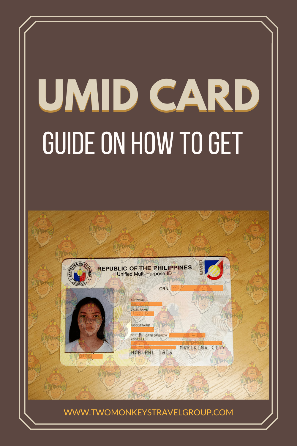 Valid ID in the Philippines Guide on How to get a UMID Card