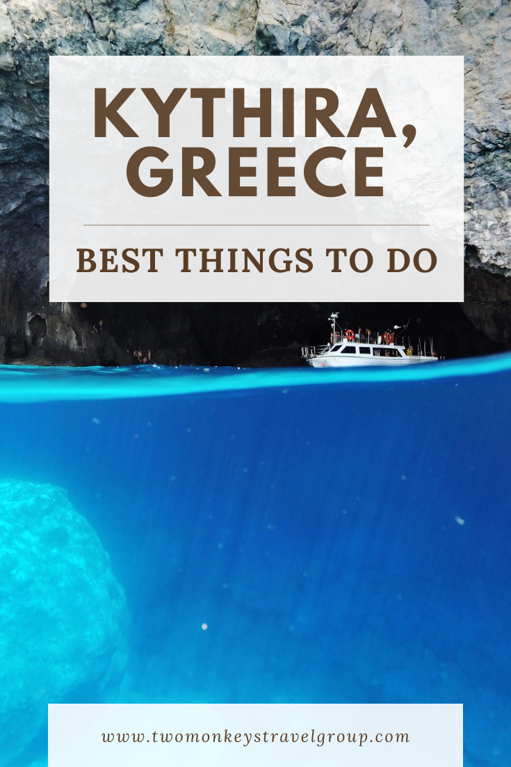 10 Best Things to do in Kythira, Greece [with Suggested Tours]