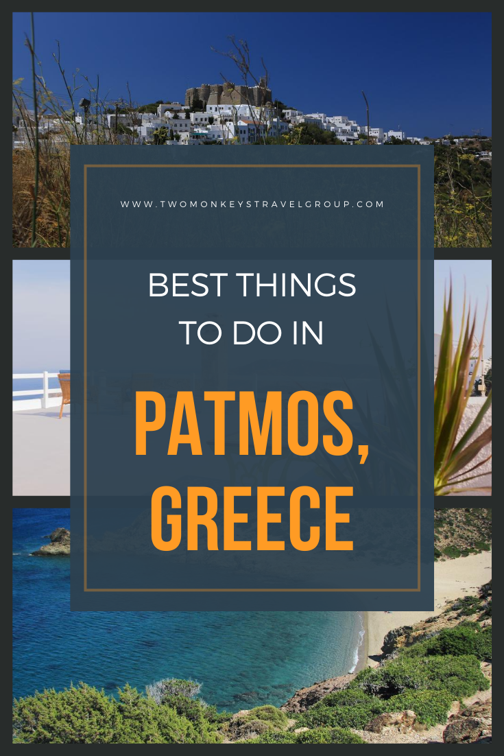 10 Best Things to do in Patmos, Greece [with Suggested Tours]1