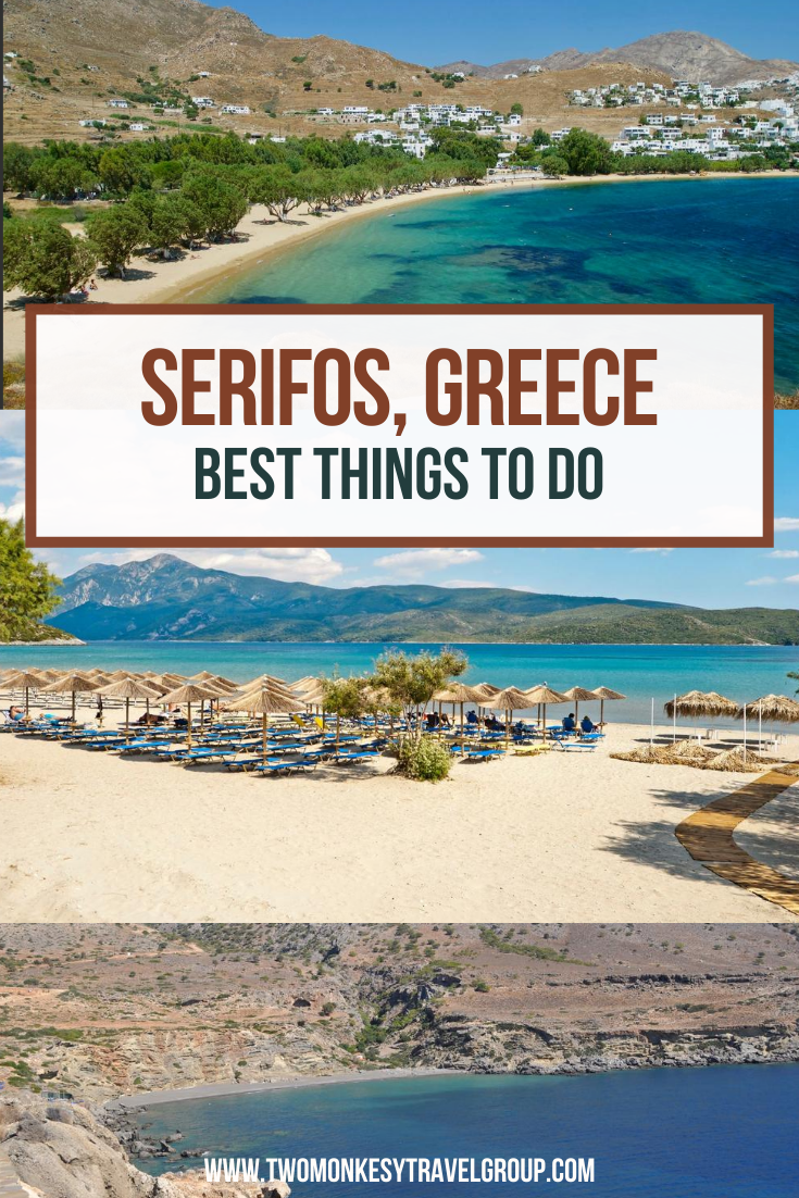 10 Best Things to do in Serifos, Greece [with Suggested Tours]