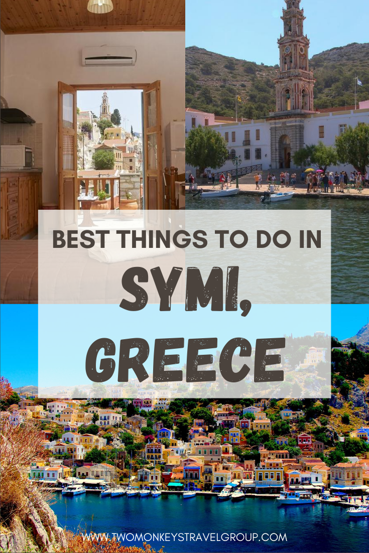 10 Best Things to do in Symi, Greece [with Suggested Tours]