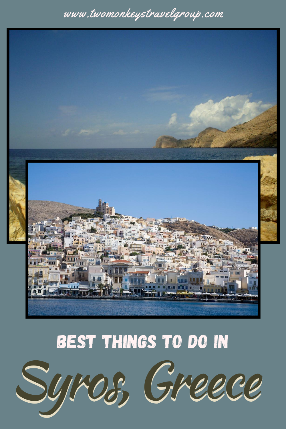 10 Best Things to do in Syros, Greece [with Suggested Tours]